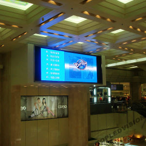 Indoor LED Wall P10 pictures & photos