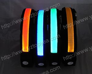 Flashing LED Pet Collars (YD101) pictures & photos