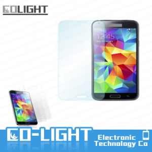 Mobile Phone Accessories Screen Guard Tempered Glass Screen Protector for S5