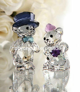 Wedding Favors Crystal Lover Bears Gifts pictures & photos