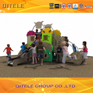 New PE Series Children′s Outdoor Playground Equipment (PE-01701) pictures & photos