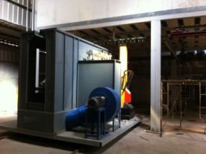 Compact Powder Coating Line pictures & photos