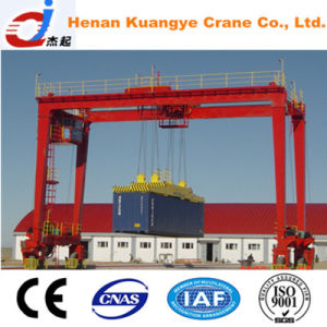 U Model Shipyard Container Gantry Crane CE, SGS, ISO