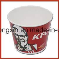 Food Grade PE Coated Kfc Food Packaging Paper pictures & photos