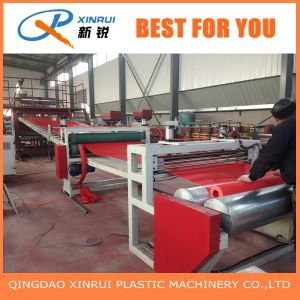 PVC Bathroom Floor Mat Extrusion Making Machinery pictures & photos