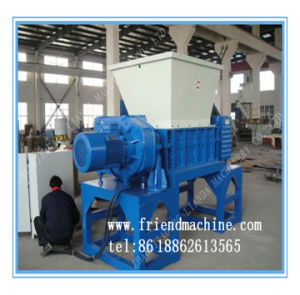 Double Shaft Plastic Chipper Shredder pictures & photos