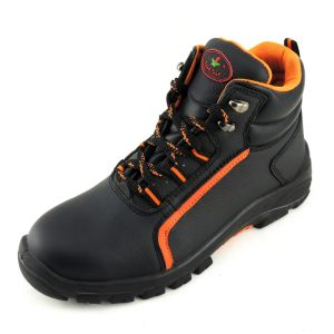 Customized Split Leather PU/Ru Sole Mens Protective Boots Ce Standard pictures & photos