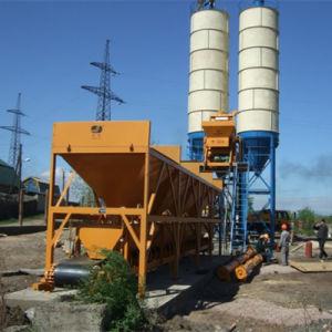 Concrete Mixing Plants, Concrete Batching Machine, Cement Mixing Plants (Hzs 50) pictures & photos