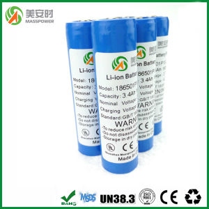 Quality 3400mAh 3.6V Lithium Battery pictures & photos
