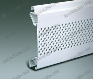 77mm Aluminum Perforated Slat for Roller Door pictures & photos