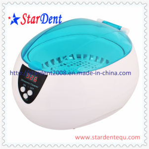 Economic 750ml Ultrasonic Cleaner of Dental Hospital Medical Equipment pictures & photos