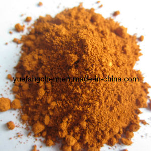 Iron Oxide Yellow Powder (IY-313) Pigment for Colorant pictures & photos