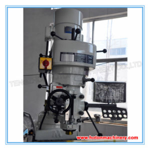 Universal Metal Swivel Head Turret Milling Machine (X6325 X6325D) pictures & photos