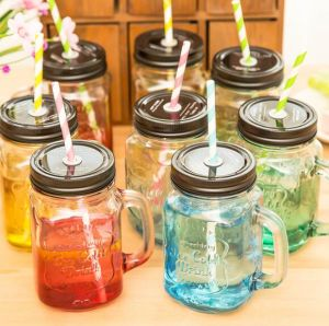 Hot Sale Glass Drinking Bottle, Glass Container, Water Bottle Creative pictures & photos