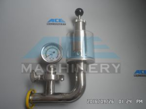 Stainless Steel Food Grade Pressure Safety Valve for Brewery (ACE-AQF-K8) pictures & photos