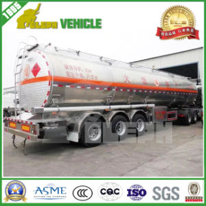 20, 000-40, 000litre Fuel/Oil/Petrol/Gasoline Aluminium Tanker pictures & photos