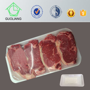 Eco-Friendly Disposable Take Away Container Plastic Food Box for Fruit Vegetable Fresh Meat Packing pictures & photos