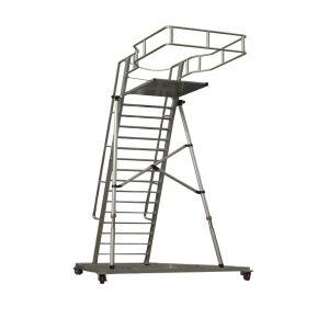 Aluminum Alloy Oil Tanker Ladder pictures & photos