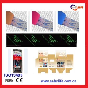 Hot Sale Fashion High Quality Colored Sports Kinesiology Therapy Taple pictures & photos