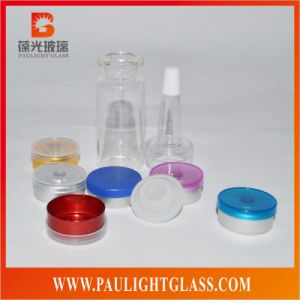 Clear Glass Bottle Medicine Bottle for Penicillin Essence