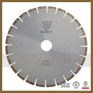 Diamond Sharp Smooth Saw for Granite Stone Cutting pictures & photos