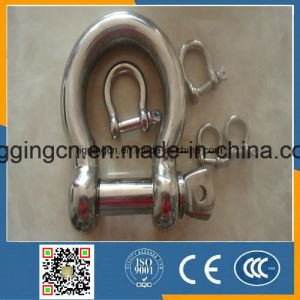 Twisted Shackle with Screw Pin pictures & photos