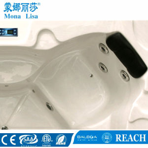 4 People Capacity Hot Sale Us Acrylic SPA Hot Tub (M-3372) pictures & photos