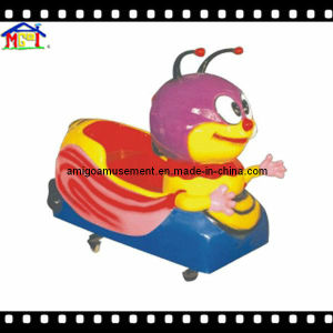 Indoor Playground Coin Operated Game Machine Little Bee Kiddie Ride pictures & photos