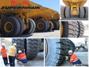 Radial OTR Tire/Loader Tire/Earthmover Tire, Goodyear Quality (26.5r25 29.5r25 37.00r57) pictures & photos