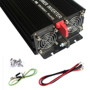 Factory Price 4kw 4000 Watt 12V 220V DC AC Car Power Inverter 4000W off-Grid Pure Sine Wave Inverter for Solar Power System pictures & photos