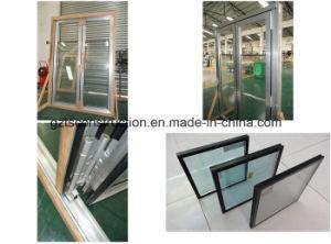 Double Glazed Energy Efficient Aluminium Folding Door pictures & photos