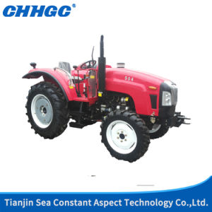 Small Economic Four Wheels Tractor Without Pilothouse Hh504 pictures & photos