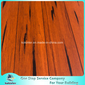 Cheapest Indoor Usage Strand Woven Bamboo Plank/Flooring Super Quality Sunset Red Color pictures & photos