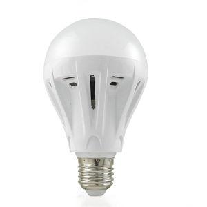 E27 9W Energy-Saving Plastic LED Bulb Light