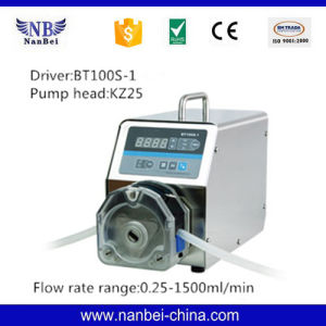 40W Power Consumption Small 12V Peristaltic Pump Head pictures & photos