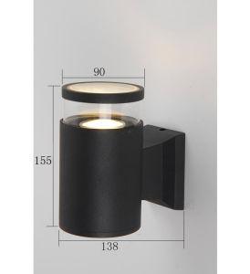 Good Quality Black GU10 Garden Wall Lamps (KA-G3012/1) pictures & photos
