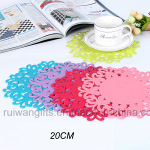 Nice Silicone Tableware Mat, Hot Selling Silicone Coaster pictures & photos