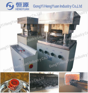 Competitive Price BBQ Shisha Charcoal Tablet Briquette Press Machine pictures & photos