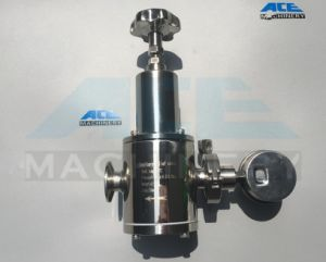 Sanitary Pressure Relief Valves with Union Type Check Valve (ACE-AQF-D2) pictures & photos
