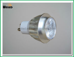 7W Traic Dimmable COB LED Spot Light GU10 560lm 80ra for Replacements 50W Halogen pictures & photos