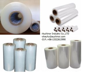 LLDPE Strerch Film Plastic Wood Finish Edge Banding Tape pictures & photos