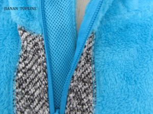 Women Fashion Fake Fur Faux Fur Thermal Leisure Coat pictures & photos