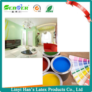 Factory Manufacture Interior Wall Emulsion White Acrylic Paint pictures & photos