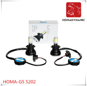 5202 Special LED Headlight Homa-G5 LED Headlight 4000lm pictures & photos