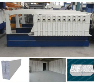 EPS Cement Sandwich Wall Panel Making Machine pictures & photos