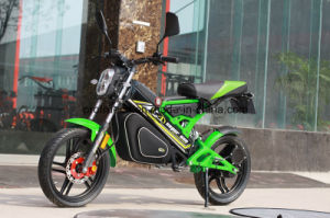 Folding Electric Motorcycle (SP-EM-06) pictures & photos
