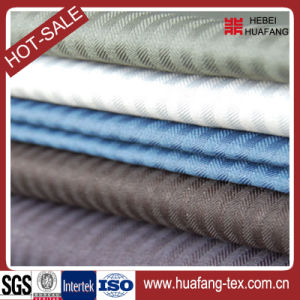 Cheap Price Herringbone Fabric of Lining and Pocket pictures & photos