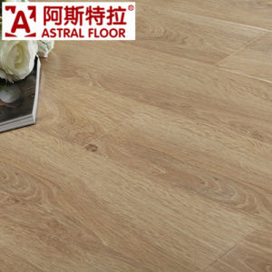 8mm Mirror Surface (u-groove) Laminate Flooring (AD303) pictures & photos