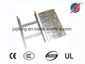 Hot DIP Galvanized Steel Ladder Cable Tray with UL, CE, SGS pictures & photos