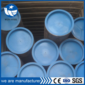 Black Welded Steel Pipe Purchase pictures & photos